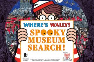 Where's Wally? Spooky Museum Search