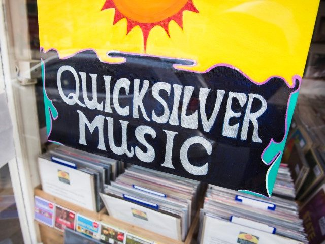 Quicksilver Music