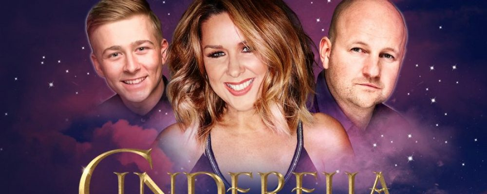 Claire Sweeney to perform in Cinderella, this years pantomime at The Atkinson