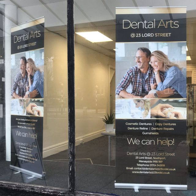 Dental Arts @23 Lord Street delighted to open in Southport town centre
