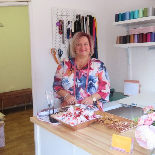 Eva's Sewing Room opens in Market Quarter in Southport