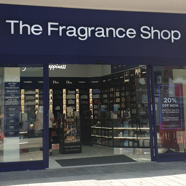 The Fragrance Shop celebrates 'huge milestone' as they open 200th store in Southport