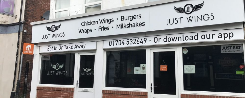 Just Wings UK thanks staff with time off to watch England in the Euro 2020 final