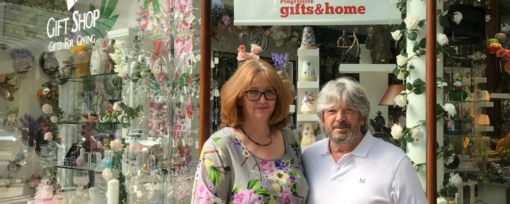 Award winning gift shop Medusa Gems delighted to open a concession in new Beales department store in Southport