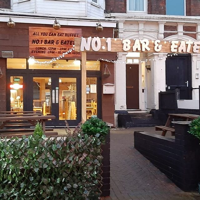 No 1 Bar & Eatery