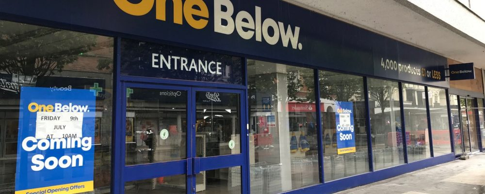 One Below discount store opens new shop in Southport town centre
