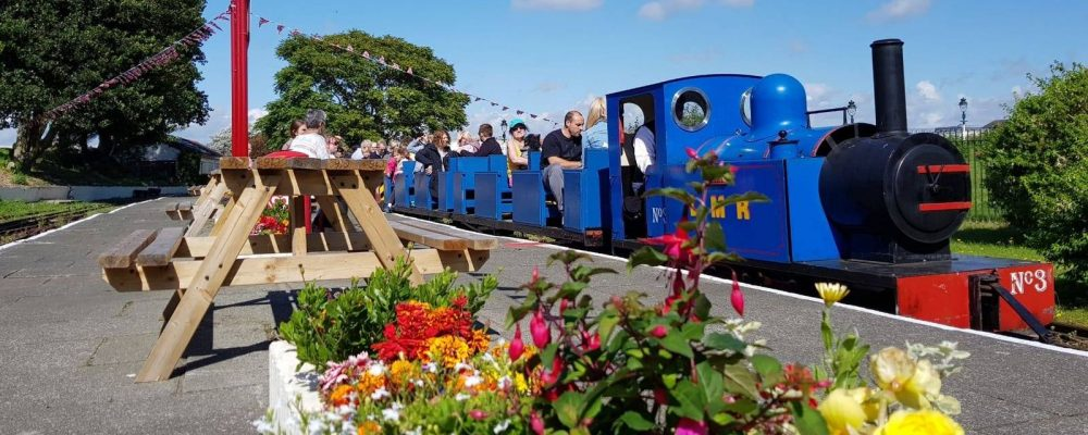 Plans revealed for new bistro to sit above miniature railway in Southport