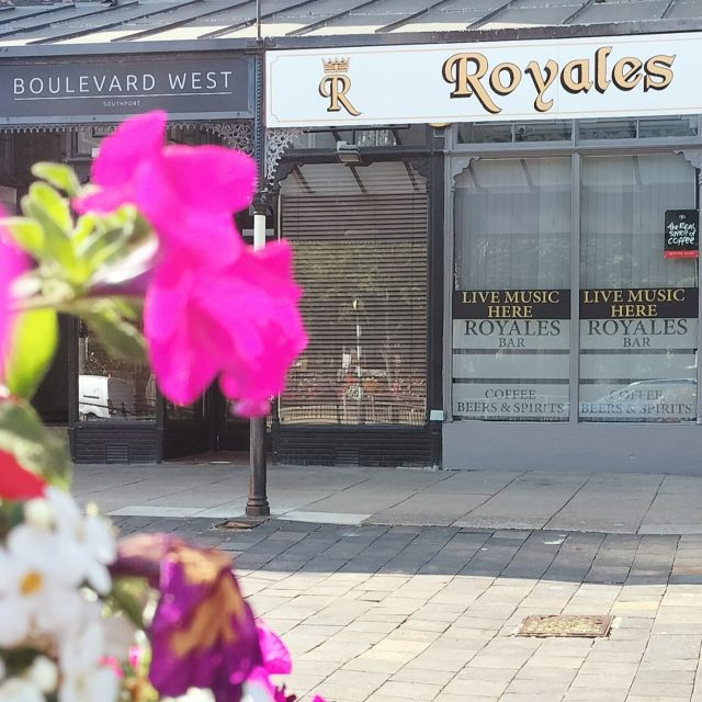 New Royales bar in Southport is gaining a reputation for hosting great live music nights