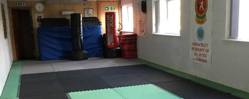 Shogun World in Southport organises self protection sessions for women and girls