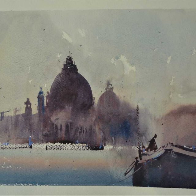 The ArtHouse in Southport hosts special exhibition by local watercolour artist Steve Rigby