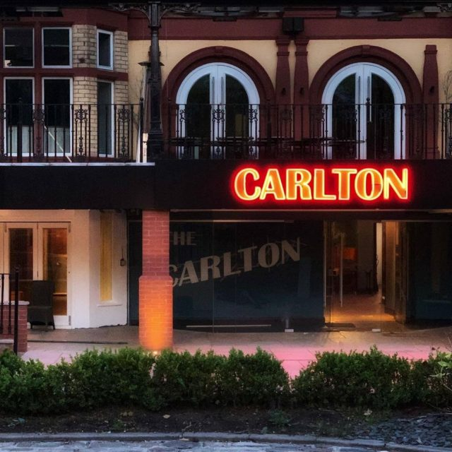 Opening Weekend at The Carlton
