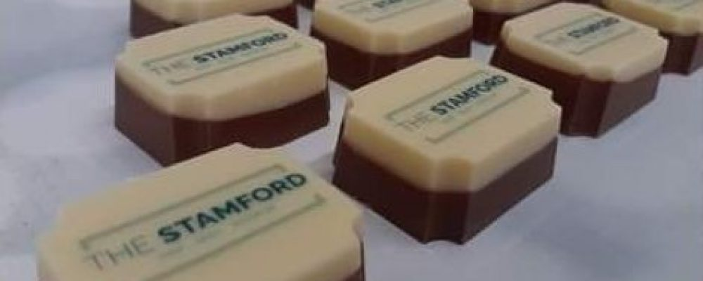 Four in a Bed stardom beckons for The Stamford as chocolatier sends best wishes