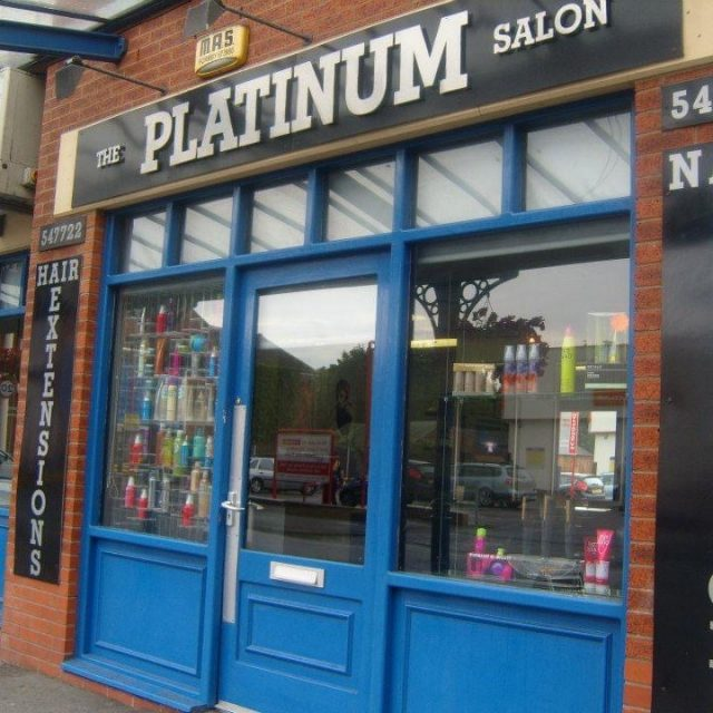 The Platinum Salon